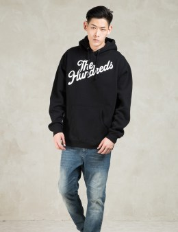 The Hundreds Black Forever Slant Pullover Picture