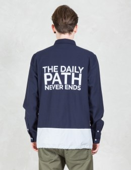 Daily Paper Panel Shield Logo Shirt Picture