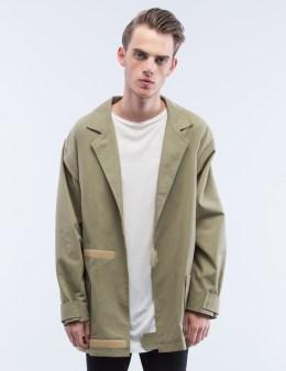 Rabbithole London Strap Overcoat Picture