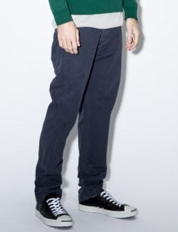 DELUXE Navy Daily Rocker Pants Picture