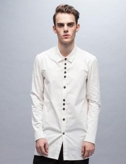 Damir Doma Saba Light Cotton Gabardine Washed Aspect Shirt Picture