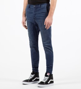 ZANEROBE Worn Dark Slingshot Denimo Jeans Picture