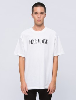 after midnight NYC Fear No One S/S T-Shirt Picture