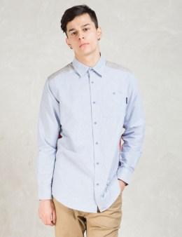 unyforme Blue Edwards Shirt Picture