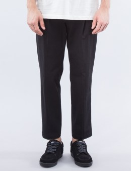3.1 Phillip Lim Tapered Single Pleat Cropped Trousers Picture