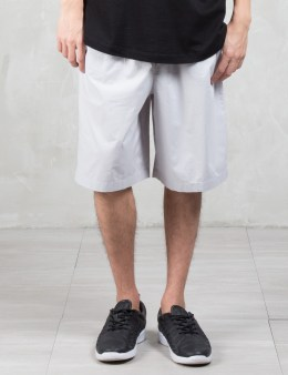 McQ Alexander McQueen Mcq Logo Elasticated Shorts Picture