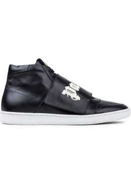 Palm Angels Palm Angles Strap Mid-cut Sneakers Picture
