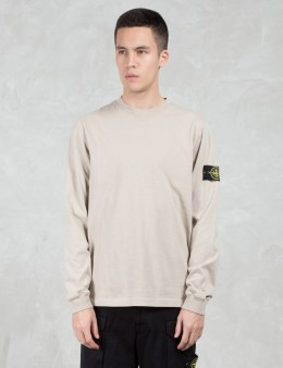 STONE ISLAND 22819 L/S T-shirt Picture
