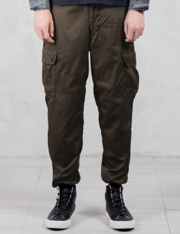 VALLIS BY FACTOTUM Cotton Cargo Pants Picture