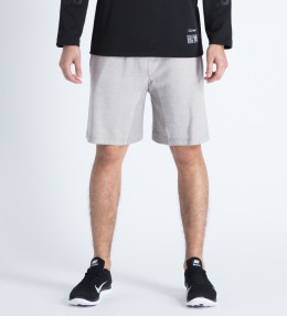 HALL OF FAME Heather Grey Tech 3M Dots Shorts Picture