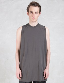 Rick Owens Drkshdw Wide Armhole Tank Picture