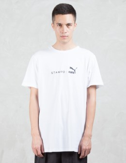 STAMPD STAMPD x Puma Basic Print S/S T-shirt Picture