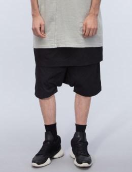 Rick Owens DRKSHDW Pantaloni Kilt Pod Shorts Picture