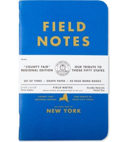 Field Notes New York County Fair Picture
