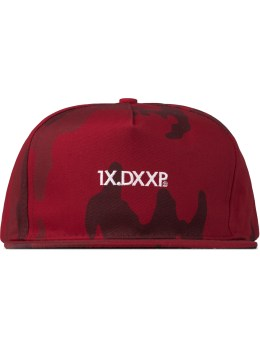 10.DEEP Red Norm Snapback Picture
