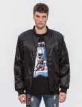 Luke Vicious The Yell Bomber Jacket Picture