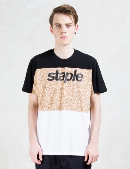 Staple Cork Pieced T-Shirt Picture