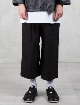 SASQUATCHFABRIX. Oriental Cropped Pants Picture