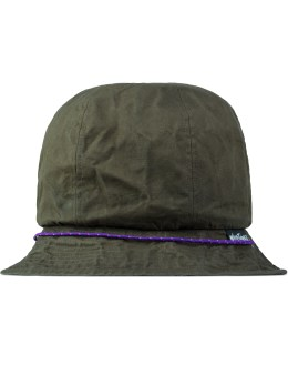 Wild Things Green Canvas Metro Bucket Hat Picture