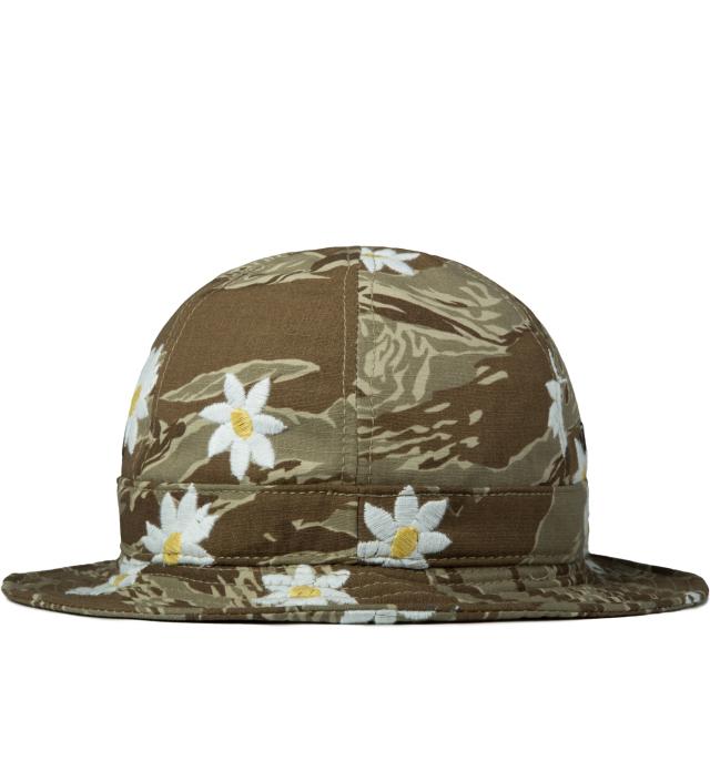 Mark McNairy Daisy Tiger Camo Bucket Hat