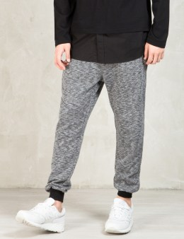 Shades of Grey by Micah Cohen Black Lounge Sweatpants Picture