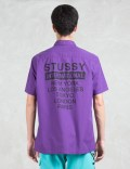 Stussy City Print Shirt Picture