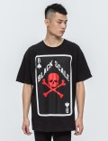 Black Scale Spades S/S T-Shirt Picture