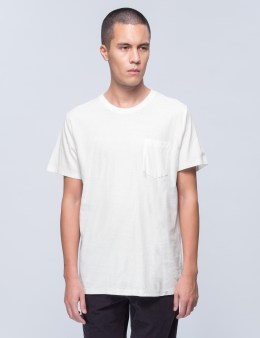 Norse Projects Niels Pocket Boucle S/S T-Shirt Picture