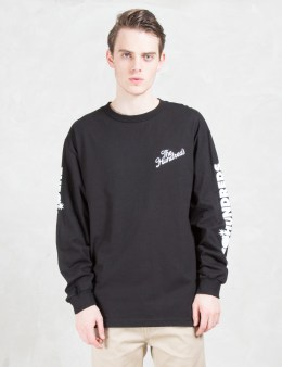 The Hundreds Bars Long Sleeve T-Shirt Picture