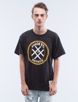 Lucid FC Lucid FC x Rothco Crest Logo S/S T-Shirt Picture
