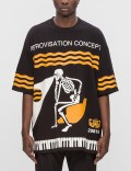 "Undercover ""Improvisation Concepts"" Oversized S/S T-Shirt Picture"