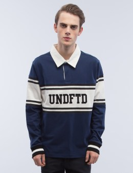 UNDEFEATED Undftd Rugby L/S Shirt Picture