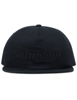 SATURDAYS NYC Washed Stanley Cap Picture