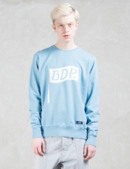 Bleu De Paname Bdp Flag Sweatshirt Picture