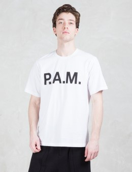 P.A.M. P.a.m Logo Handmaiden S/S T-shirt Picture
