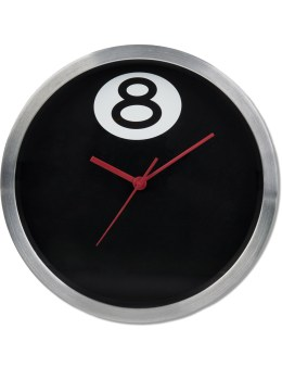 Stussy 8-ball Clock Picture