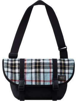 Head Porter Blue Lesson Shoulder Bag (s) Picture
