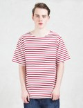 Manastash Stripe S/S T-Shirt Picture
