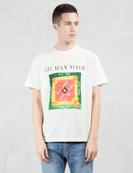 Human Made #1104 Baseball Court T-shirt Picture