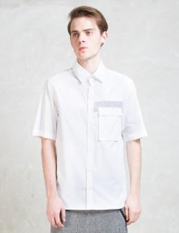 Christopher RAEBURN Grosgrain S/S Shirt Picture