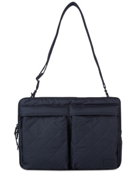 Head Porter Hexham Document Shoulder Bag Picture