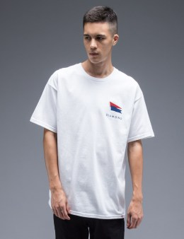 Diamond Supply Co. Yacht Flag S/S T-Shirt Picture