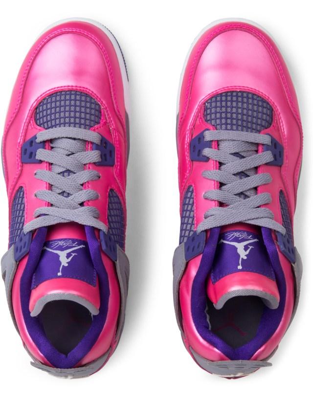 """Jordan Brand Air Jordan 4 """"Pink Foil"""" GS"""