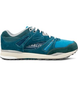Reebok Reebok x Garbstore Orion Blue/Blue/Deep Teal M48358 GS Ventilator Shoes Picture