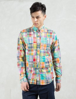 Billionaire Boys Club Patchwork Shirt Picture