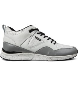 GOURMET White/Metallic The 35 Lite LX Shoes Picture