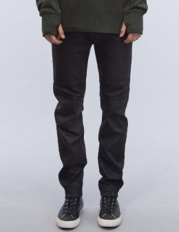 DIESEL BLACK GOLD Knee Patch Jeans Picture