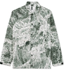 Uppercut Grey Outside Coach Full Waves Jacket Picture