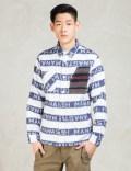 Manastash White L/S Flannel Shirt Picture