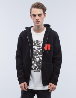 UNDEFEATED Shadowed Strike Zip Hoodie Picture